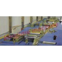 Производственная линия по делению средних плит