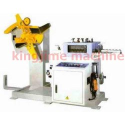 Комбинированная машина с полкой материалов, выпрямителем и питателем типа NCSF1