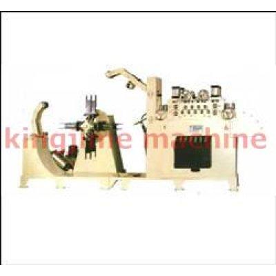 Máquina de retificação com alimentação automática de material grosso