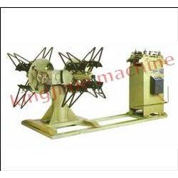 Máquina de retificação com plateleira de alimentação automática de cabeça dupla