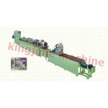 Equipo de tuberías de alta precisión de acero inoxidable de la serie KJ