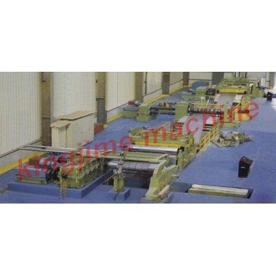 La línea de producción de clasificar barras de chapas medias