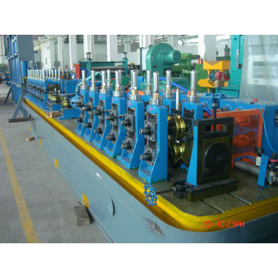 carbon steel sheet pipe mill line