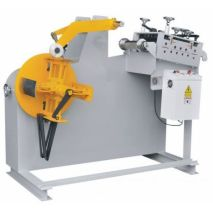 2 in 1 sheet steel straightener and uncoiler (GO-XXX)