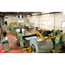 3mm thick steel coil Slitting Line