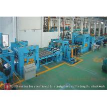 Heavy Plate Steel Cut to length line(KJH25)