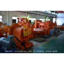 Medium Steel Cut to length line(KJH25)