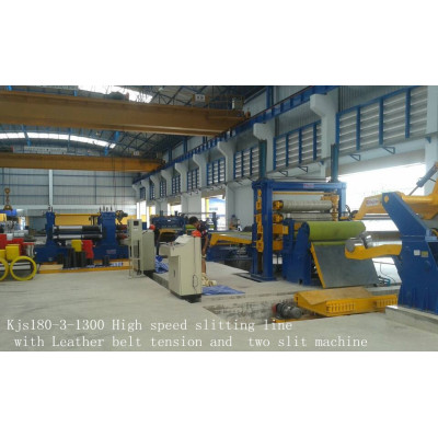 High Speed Slitting Lines KJS180 Model