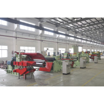 hot or cold roll steel Slitting Lines KJS120 Model