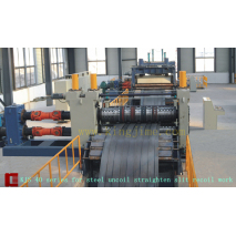 16 mm thickness steel coil slitting Line