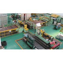 metal coil slitter machine