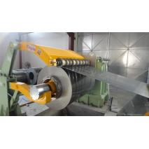 Silicon steel sheet slitting Line price
