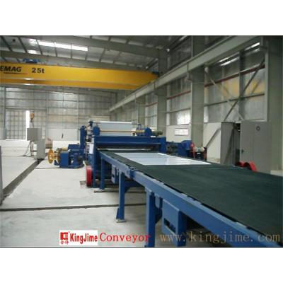 automatic steel sheet cutting machine