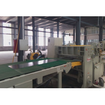 stainless steel cutting machine line