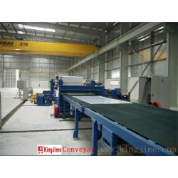stainless steel sheet cutting machine line