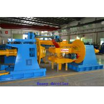 hydraumatic double decoiler