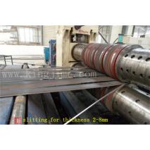 steel coil vertical slit for slitting line