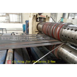steel coil vertical slit for slitting line
