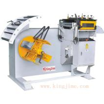 2 in 1 thin sheet coil straightener with coiler( TLS)