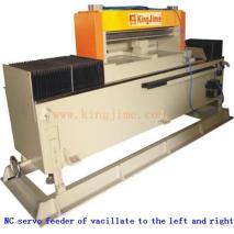 ( TNCFP) Uncoiler straightener&zig zag feeder