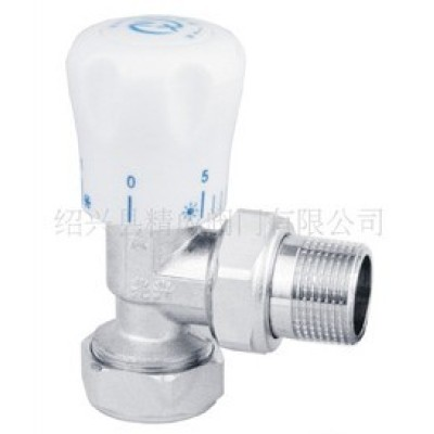 brass temperature control valve-angel