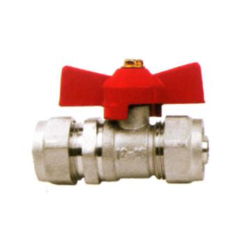 butterfly ball valve