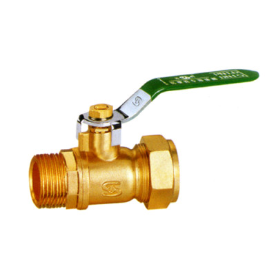 long handle ball valve M