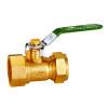 long handle ball valve F