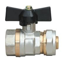 butterfly ball valve F