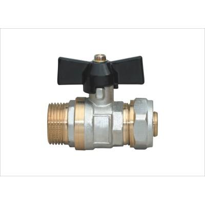 butterfly ball valve M