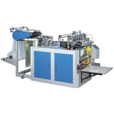 Automatic hot sealing and cutting Bag Making Machine