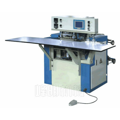 Automatic Soft Loop bag making machine