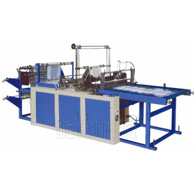 bag making machine with conveyoar belt
