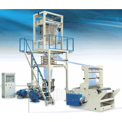 PE high speed flim blowing machine