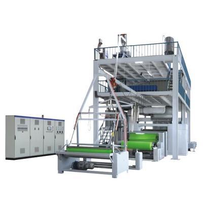Automatic Non-woven Fabrics Film Blowing Machine Set