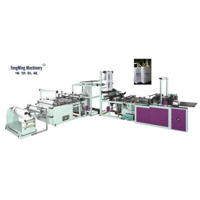 FM-A500/800 Automatic Non-woven Fabrics Bag Making Machine(new design)