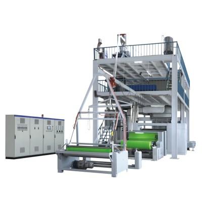 PP non woven spunbonded production line