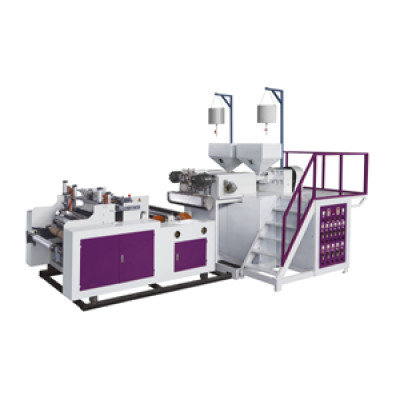 Stretch Film Co-extruder & Extruding Film Casting Machine