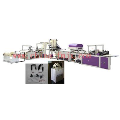 Fully Automatic PP Non Woven Bag Making Machine