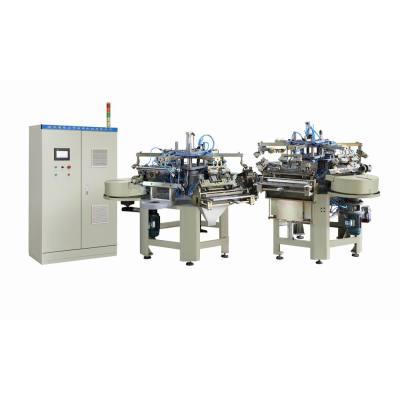 Automatic diamond grinding and polishing machine