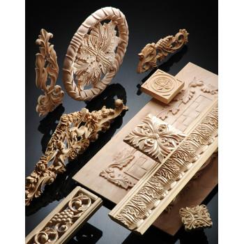 Decorative Wood Carvings