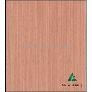 ANG-L4341Q Engineered wood veneer of angir wood