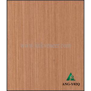 ANG-Y02Q Engineered wood veneer angir veneer for interior doors face and plywood face