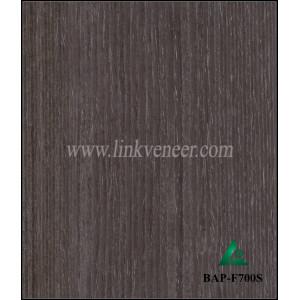BAP-F700S Recon washed apricot veneer engineered wood veneer