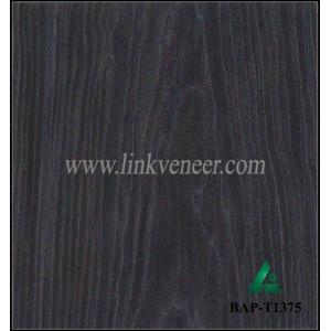 BAP-T1375 Engineered washed apricot veneer reconstituted veneer recon veneer supplier