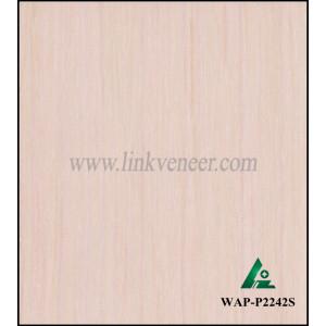 WAP-P2242S Engineer apricot wood veneer,apricot face veneer