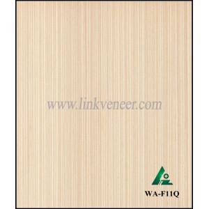 WA-F11Q High quality 1270*2500mm engineered wood veneer supplier of F&L WOODS
