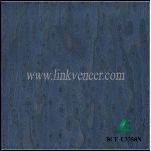 BCE-L3358N,Engineered blue cat eye Veneer For Decoration and Furniture