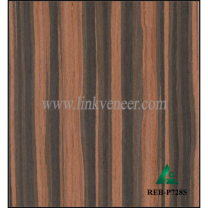 REB-P728S, Engineered veneer, artificial wood veneer