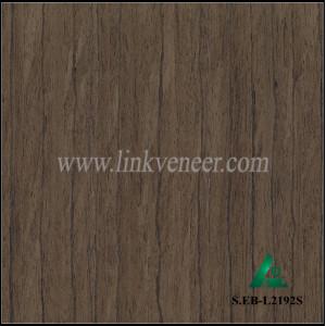 S.EB-L2192S, Ebony Artificial Wood Veneer Sheet
